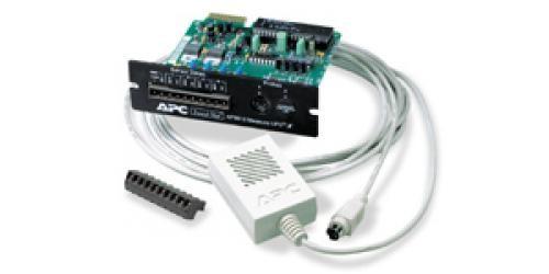 APC UPS Environmental Monitoring SmartSlot Card cod. AP9612TH