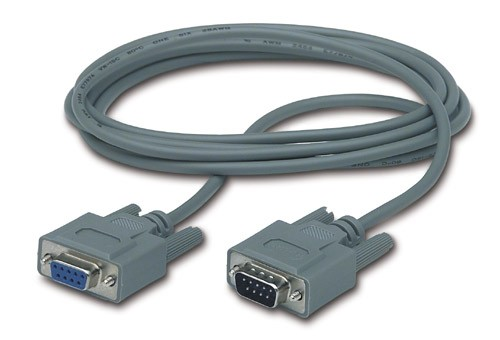 APC AP9823 cavo seriale Grigio DB9 cod. AP9823