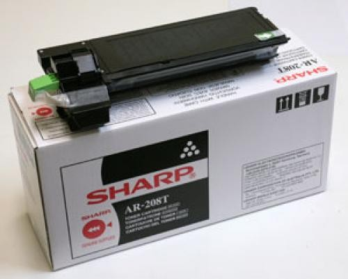 Sharp AR-208T cartuccia toner Original Nero cod. AR-208T