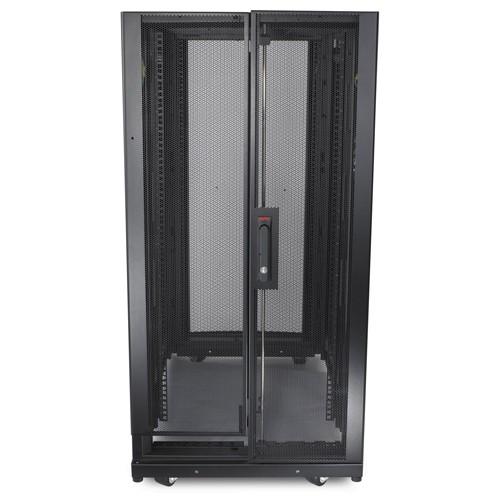 APC NetShelter SX 24U 600mm x 1070mm Deep Enclosure rack Rack indipendenti Nero cod. AR3104