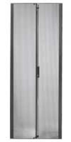 APC NetShelter SX 42U 600mm Wide Perforated Split Doors Black cod. AR7100