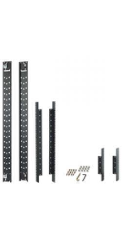 APC NetShelter SX 48U 600mm Wide Recessed Rail Kit cod. AR7504