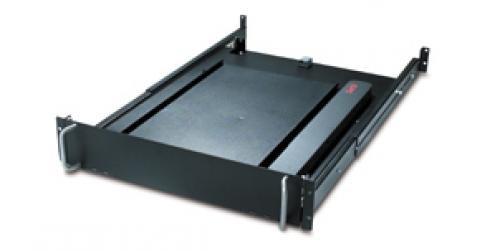 """APC 19"""" Rotating Keyboard Drawer Black cod. AR8127BLK"""