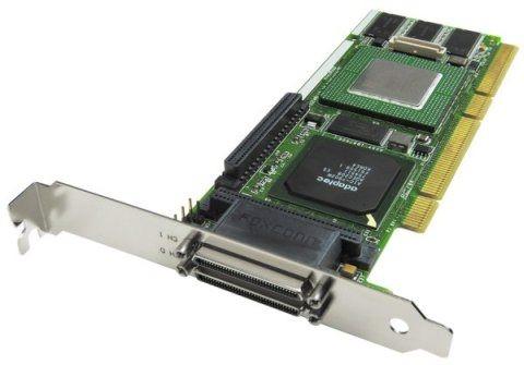 Fujitsu RAID Controller 2X U320 - ASR-2200S-RFB