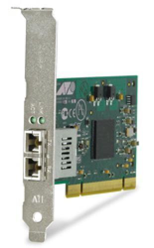 Allied Telesis 32bit PCI Gigabit Fiber Adapter Card 1000Mbit/s cod. AT-2916SX/SC-001