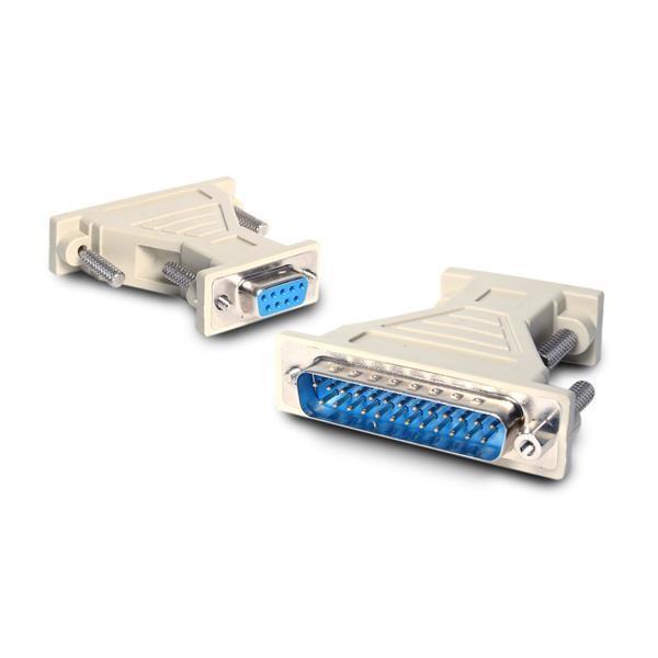 StarTech.com Cavo adattatore seriale da DB9 a DB25 - F/M cod. AT925FM