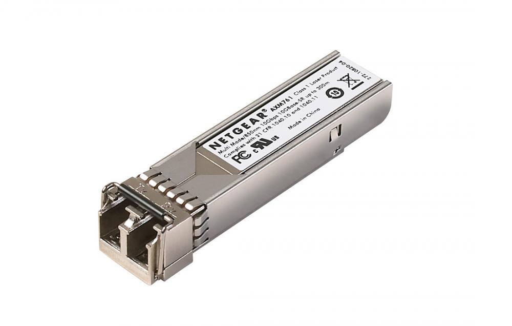 Netgear 10 Gigabit SR SFP+ Module - AXM761-10000S