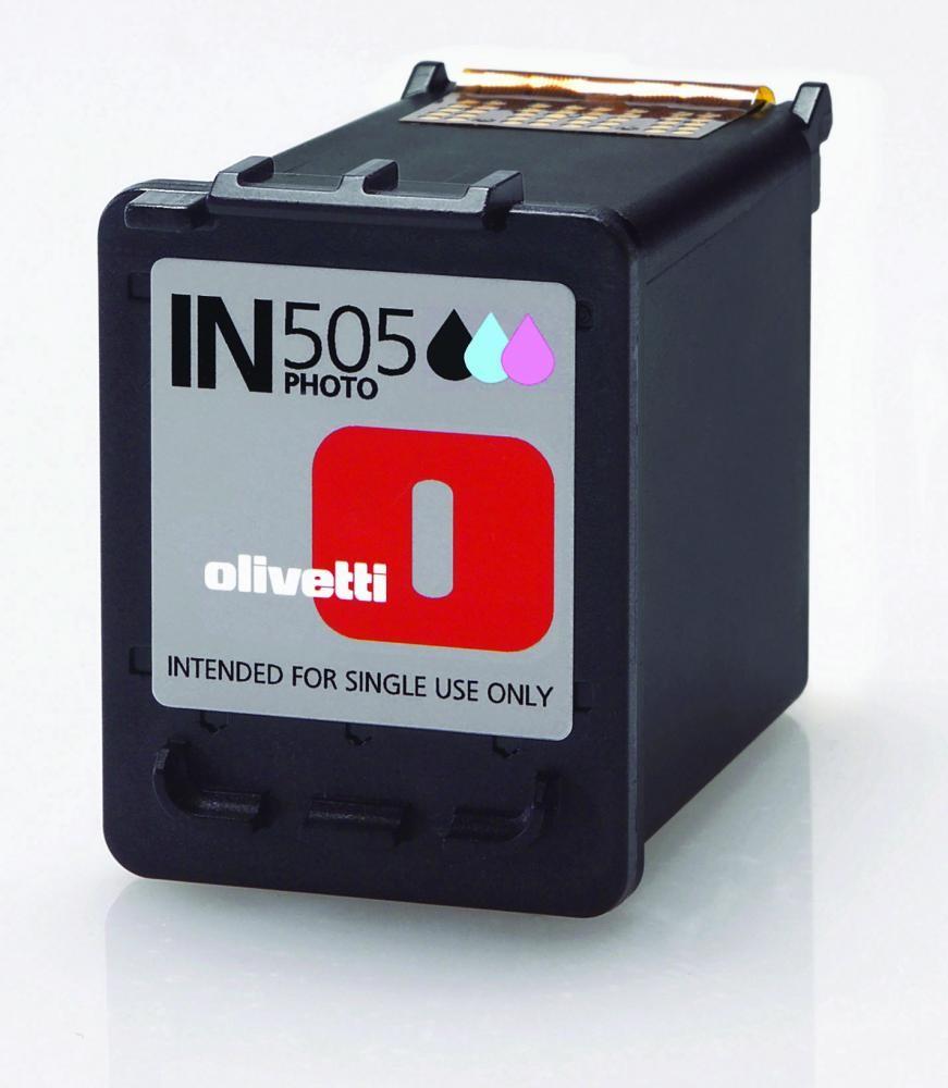 Olivetti B0510 cartuccia d'inchiostro Original Nero per foto cod. B0510
