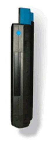 Olivetti TONER CIANO D-COLOR P160/160W 3000PG - B0523