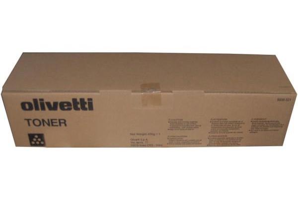 Olivetti B0764 TONER GIALLO D-COLOR P221  4K - B0764