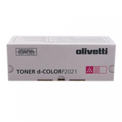 Olivetti B0952 cartuccia toner Original Magenta 1 pezzo(i) cod. B0952
