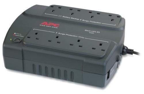 APC Back-UPS ES 400VA, FR - BE400-FR