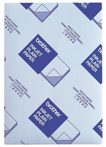 Brother BP60PA Inkjet Paper carta inkjet A4 (210x297 mm) Satinata opaca Bianco cod. BP-60PA