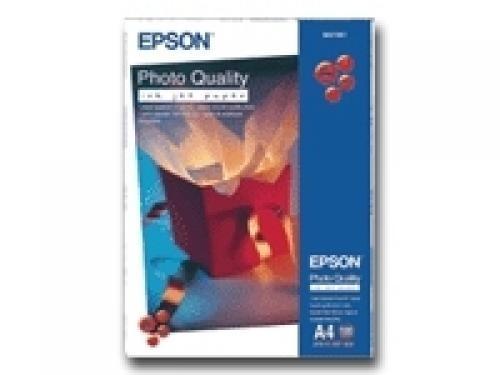 Epson Photo Quality Inkjet Paper - A4 - 100 Fogli cod. C13S041061