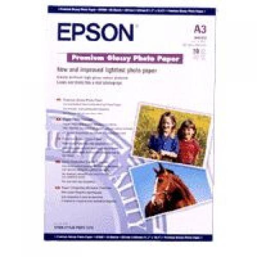 Epson Carta fotografica lucida Premium cod. C13S041315