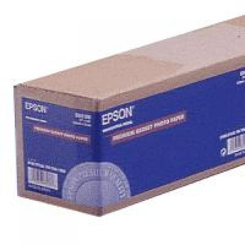 Epson Carta fotografica lucida Premium, in rotoli da 60, 96cm (24'') x 30, 5m cod. C13S041390
