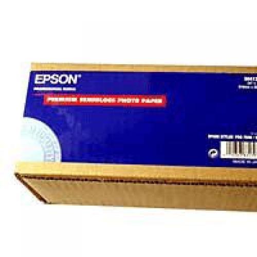 Epson Carta fotografica semilucida Premium, in rotoli da 60, 96cm (24'') x 30, 5m cod. C13S041393