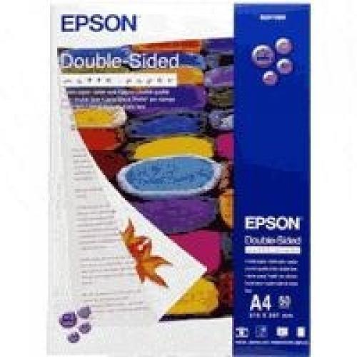 Epson Double-Sided Matte Paper - A4 - 50 Fogli cod. C13S041569