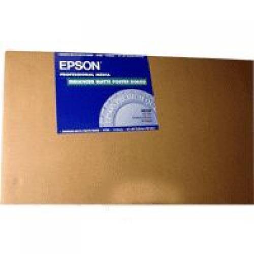 "Epson Enhanced Matte Posterboard fotografico ""matte"" extra, fogli 76, 2cm x 101, 6cm cod. C13S041599"