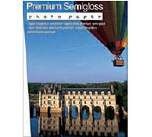 Epson Carta fotografica semilucida Premium (250), in rotoli da 60, 96cm (24'') x 30, 5m. cod. C13S041641
