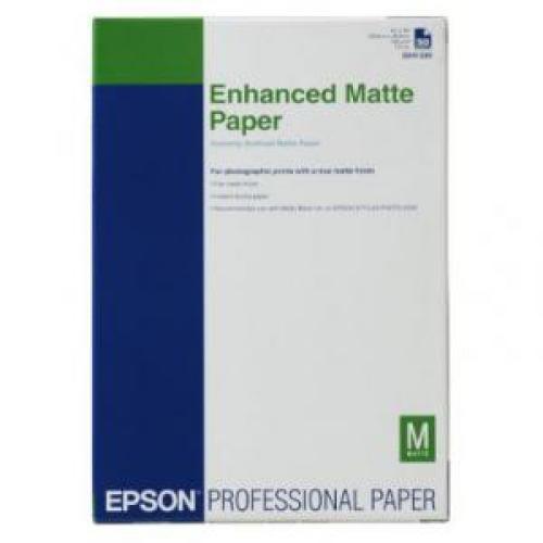 Epson Enhanced Matte Paper cod. C13S041719