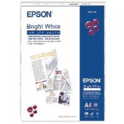 Epson Bright White Inkjet Paper - A4 - 500 Fogli cod. C13S041749