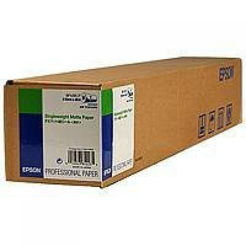 Epson SingleWeight Matte Paper, in rotoli da 60, 96cm (24'') x 40m. cod. C13S041853