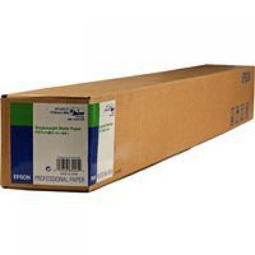 "Epson Singleweight Matte Paper 44"" x 40m - C13S041855"