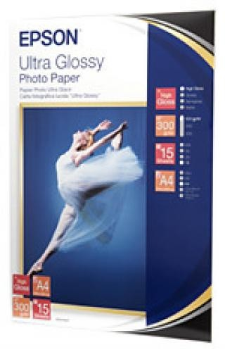 Epson Ultra Glossy Photo Paper - C13S041927
