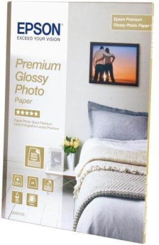 Epson Premium Glossy Photo Paper - A4 - 15 Fogli cod. C13S042155