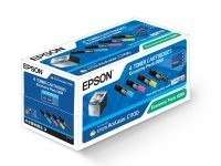 Epson Aculaser C1100 Economy Pack - C13S050268