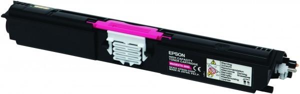 Epson Magenta High Capacity Toner - C13S050555