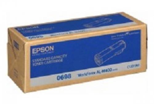 Epson Standard Capacity Toner Cartridge 12k cod. C13S050698