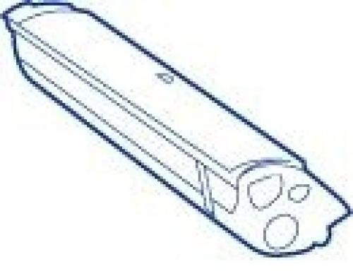 Epson Laser Toner AcuBrite Magenta High Capacity Cartridge - C13S051125