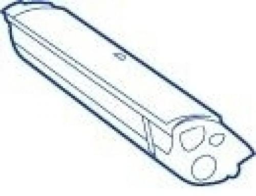 Epson Standard Capacity Imaging Cartridge(Cyan), AcuLaser C2800 Series - C13S051164