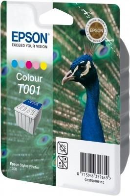 Epson Peacock Cartuccia 5 colori cod. C13T00101120