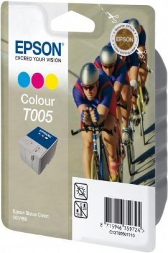 Epson Cyclist Cartuccia 3 colori cod. C13T00501110