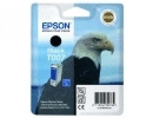 Epson T007 Black Ink Cartridge - C13T00740120
