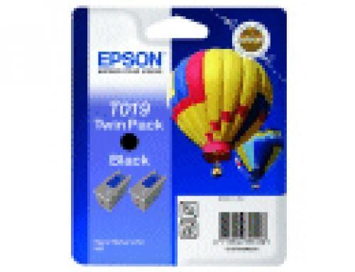 Epson Twinpack Nero cod. C13T01940210