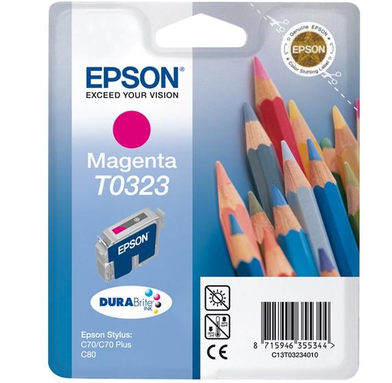Epson Pencils Cartuccia Magenta cod. C13T03234010