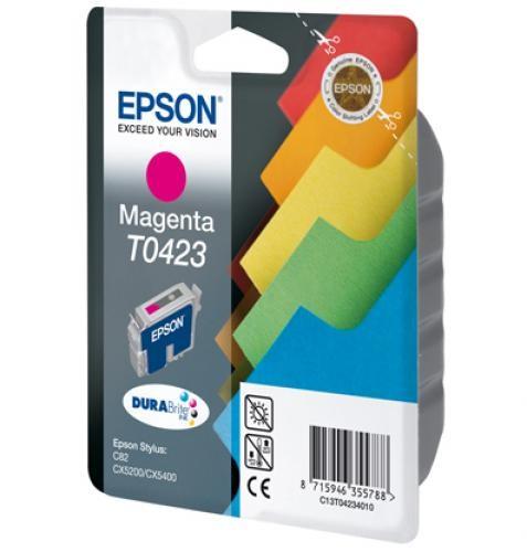 Epson Files Cartuccia Magenta cod. C13T04234010