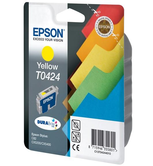 Epson Files Cartuccia Giallo cod. C13T04244010