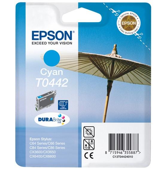 Epson Cartuccia Ciano cod. C13T04424010