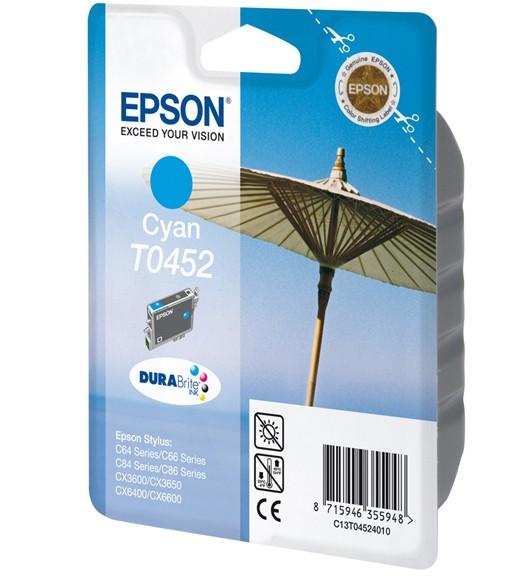 Epson Cartuccia Ciano cod. C13T04524010