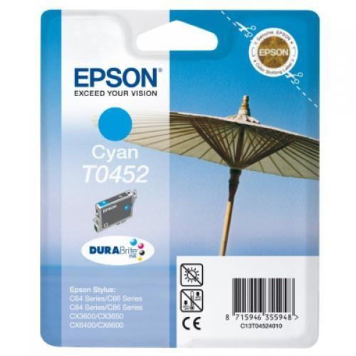 Epson Cartuccia Ciano cod. C13T04524020