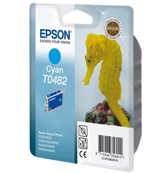 Epson Cartuccia Ciano cod. C13T04824010