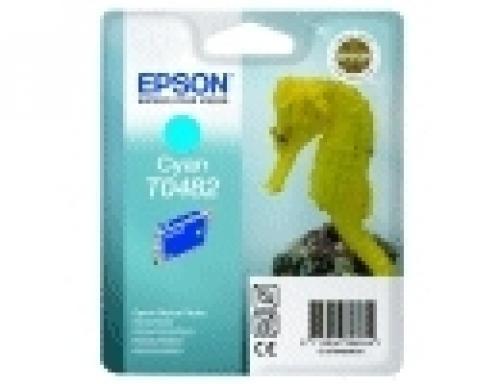 Epson Seahorse Cartuccia Ciano cod. C13T04824020