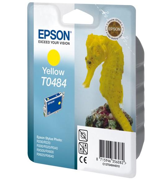 Epson Seahorse Cartuccia Giallo cod. C13T04844010
