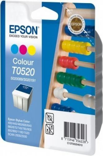 Epson Abacus Cartuccia 3 colori cod. C13T05204010