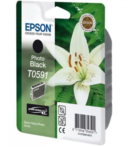 Epson Lily Cartuccia Nero foto cod. C13T05914010